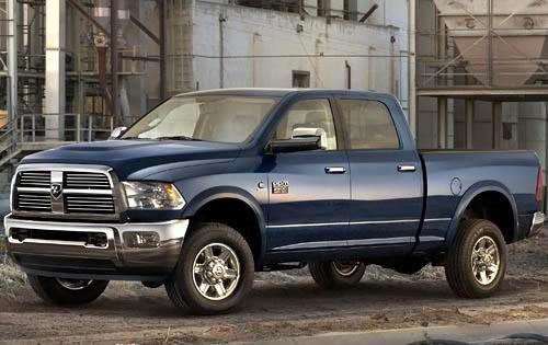 2010 dodge ram pickup 2500 crew cab pickup laramie fq oem 1 500