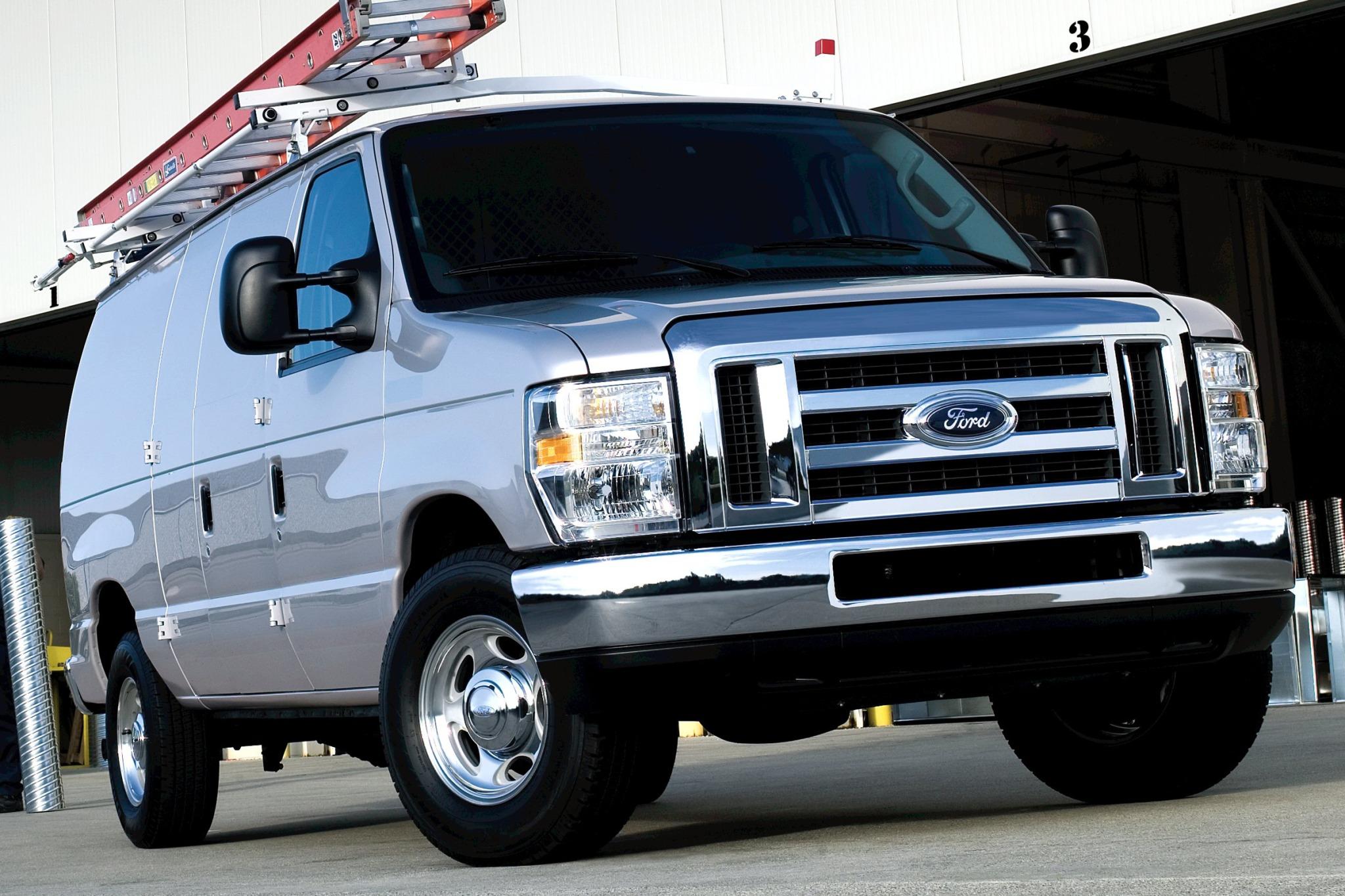 2010 ford e series van cargo van e 150 fq oem 4 2048