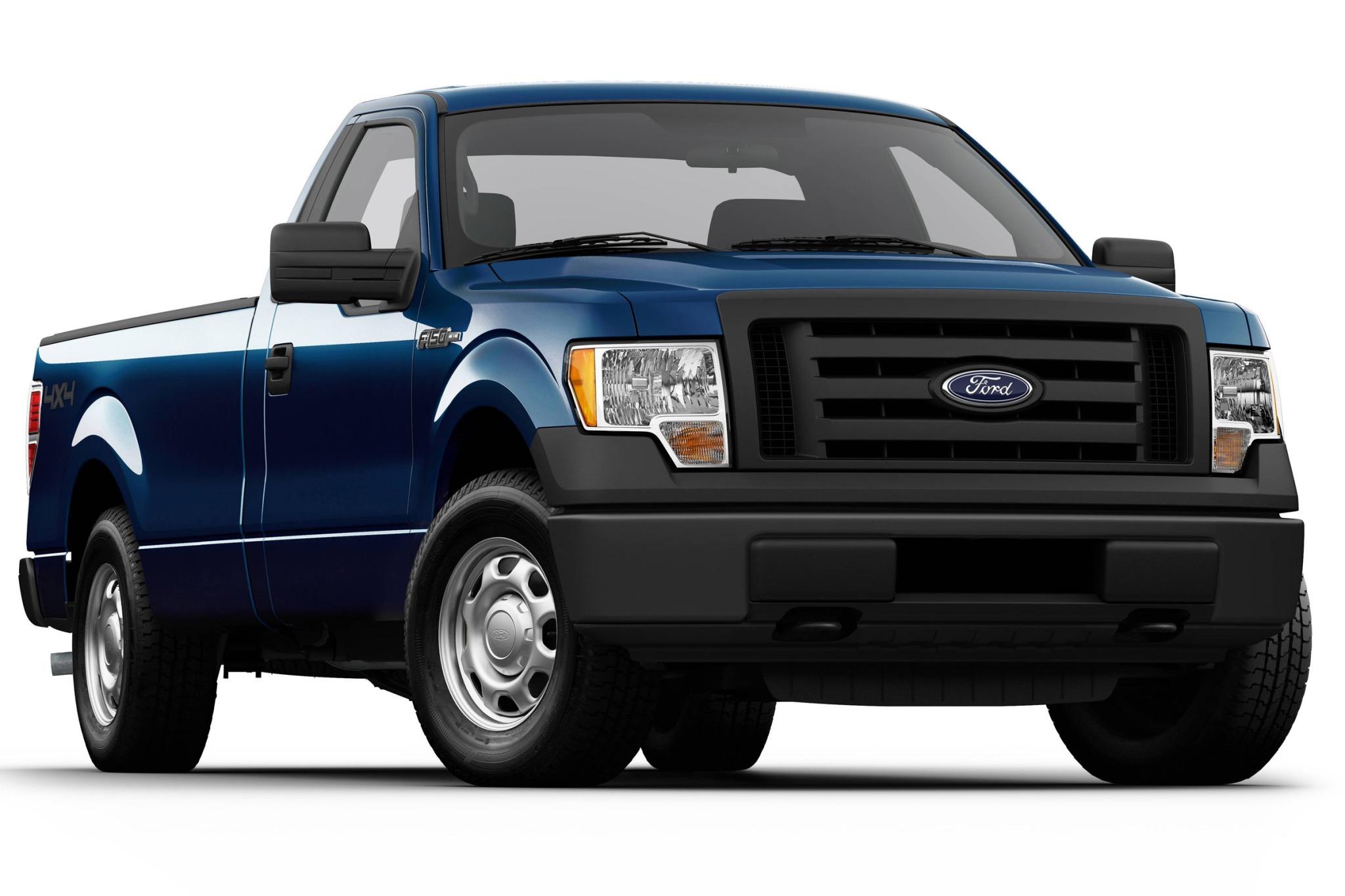 2010 ford f 150 regular cab pickup xl fq oem 1 2048