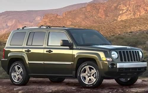 2010 jeep patriot 4dr suv limited fq oem 1 500