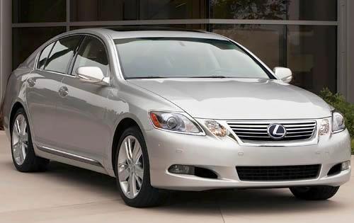 2010 lexus gs 450h sedan base fq oem 2 500