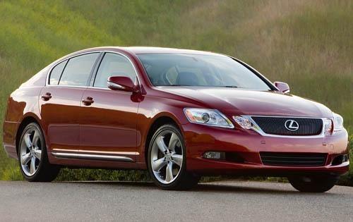 2010 lexus gs 460 sedan base fq oem 2 500
