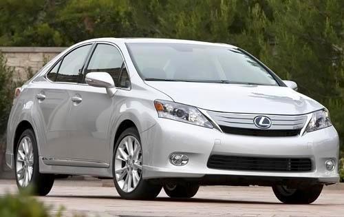 2010 lexus hs 250h sedan premium fq oem 1 500