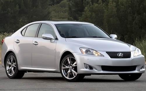2010 lexus is 350 sedan base fq oem 2 500
