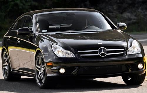 2010 mercedes benz cls class sedan cls63 amg fq oem 1 500