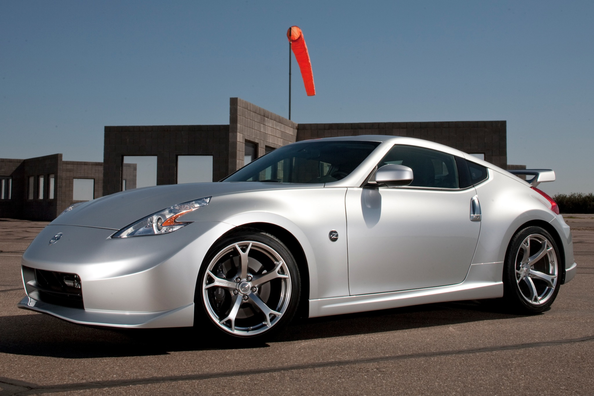 2010 nissan 370z coupe nismo fq oem 2 2048