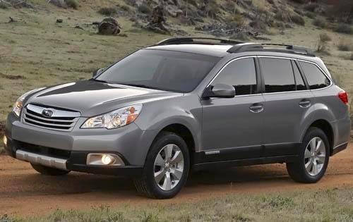 2010 subaru outback wagon 36r limited fq oem 1 500