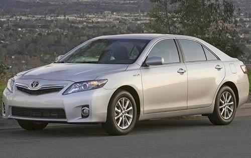 2010 toyota camry hybrid sedan base fq oem 1 500