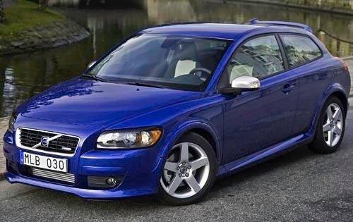 2010 volvo c30 2dr hatchback r design fq oem 1 500