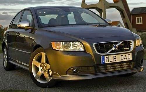 2010 volvo s40 sedan t5 r design fq oem 2 500