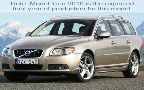 2010 volvo v70 wagon 32 fq oem 1 500