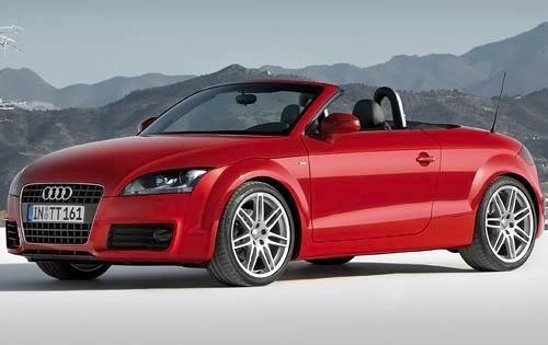 2011 audi tt convertible 20t premium plus quattro fq oem 2 500