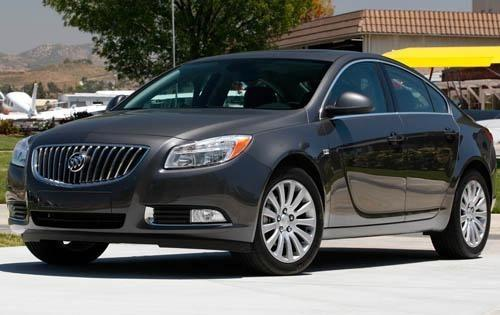 2011 buick regal sedan cxl turbo fq oem 1 500