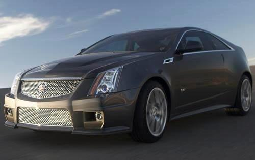 2011 cadillac cts v coupe coupe base fq oem 1 500