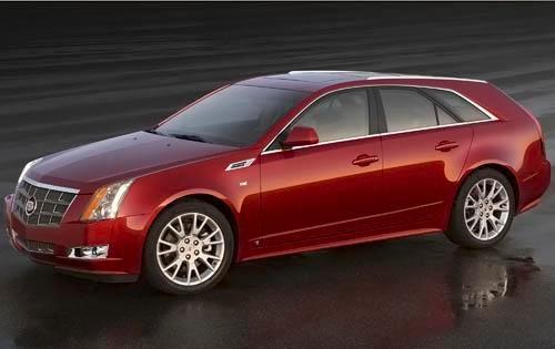 2011 cadillac cts wagon wagon premium fq oem 1 500