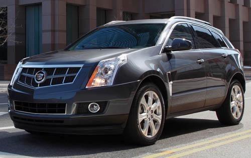 2011 cadillac srx 4dr suv turbo premium fq oem 1 500
