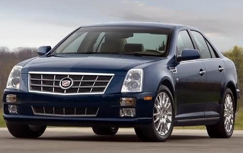 2011 cadillac sts sedan v6 luxury fq oem 1 500