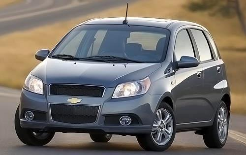 2011 chevrolet aveo 4dr hatchback aveo5 2lt fq oem 1 500