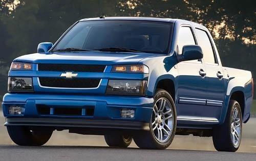 2011 chevrolet colorado crew cab pickup lt3 fq oem 2 500