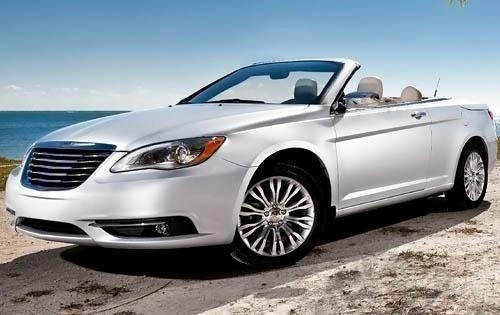 2011 chrysler 200 convertible limited fq oem 2 500
