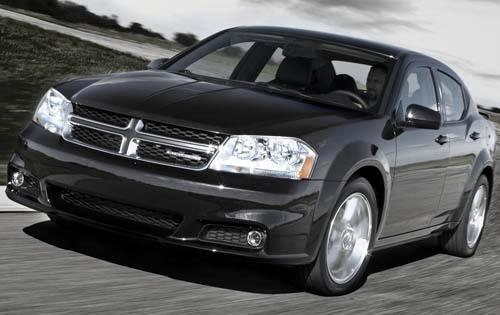2011 dodge avenger sedan lux fq oem 1 500