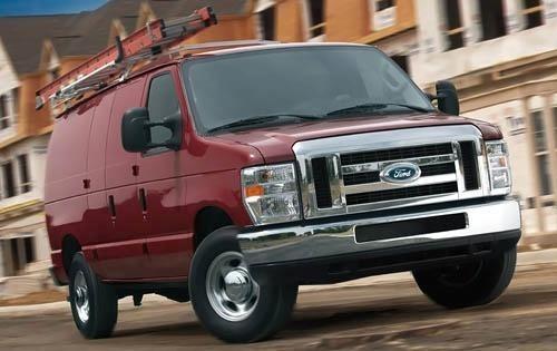 2011 ford e series van cargo van e 150 fq oem 2 500