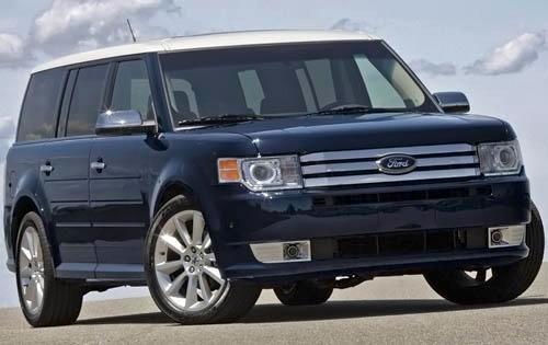 2011 ford flex wagon limited fq oem 1 500
