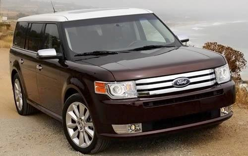 2011 ford flex wagon limited fq oem 2 500