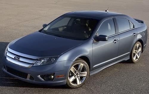 2011 ford fusion sedan sport fq oem 1 500
