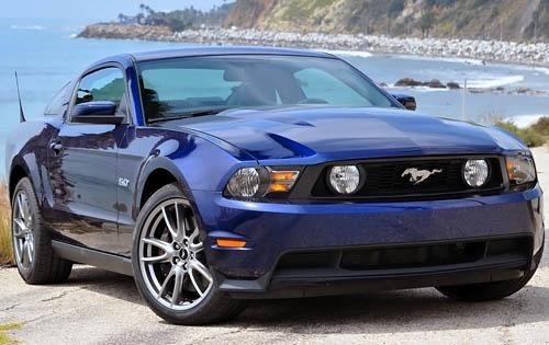 2011 ford mustang coupe gt premium fq oem 3 500