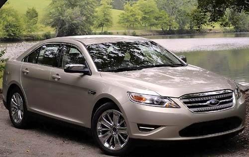2011 ford taurus sedan limited fq oem 1 500