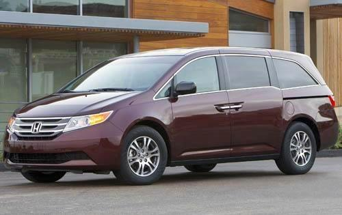 2011 honda odyssey passenger minivan ex l fq oem 1 500