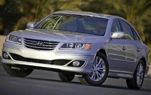 2011 hyundai azera sedan limited fq oem 1 500