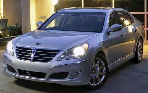 2011 hyundai equus sedan ultimate fq oem 2 500