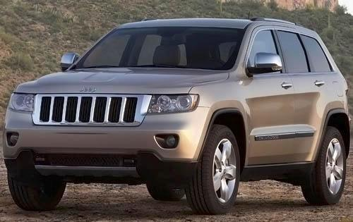 2011 jeep grand cherokee 4dr suv limited fq oem 1 500