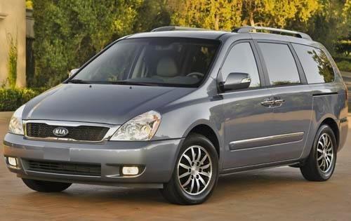 2011 kia sedona passenger minivan ex fq oem 2 500