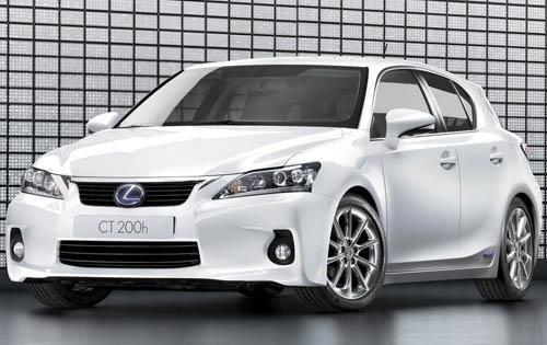 2011 lexus ct 200h 4dr hatchback premium fq oem 1 500