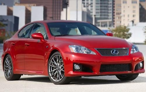 2011 lexus is f sedan base fq oem 2 500