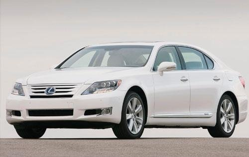 2011 lexus ls 600h l sedan base fq oem 3 500