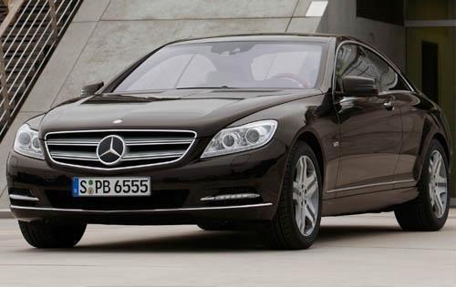 2011 mercedes benz cl class coupe cl600 fq oem 2 500