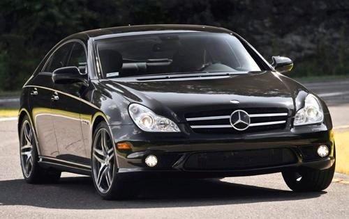 2011 mercedes benz cls class sedan cls63 amg fq oem 1 500