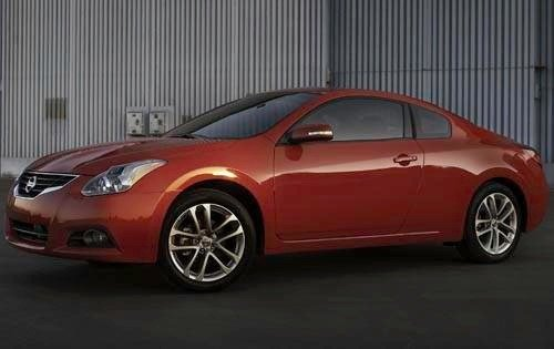 2011 nissan altima coupe 35 sr fq oem 2 500