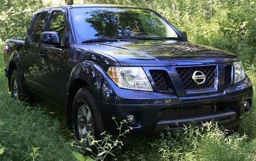2011 nissan frontier crew cab pickup pro 4x fq oem 1 500