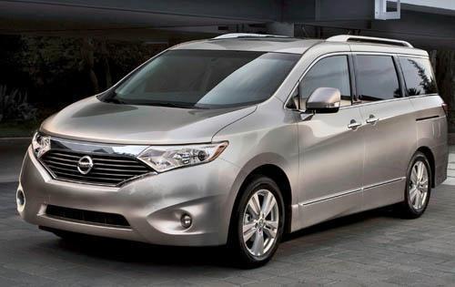 2011 nissan quest passenger minivan le fq oem 2 500