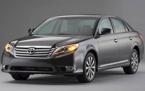 2011 toyota avalon sedan limited fq oem 2 500