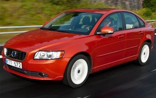 2011 volvo s40 sedan t5 fq oem 1 500