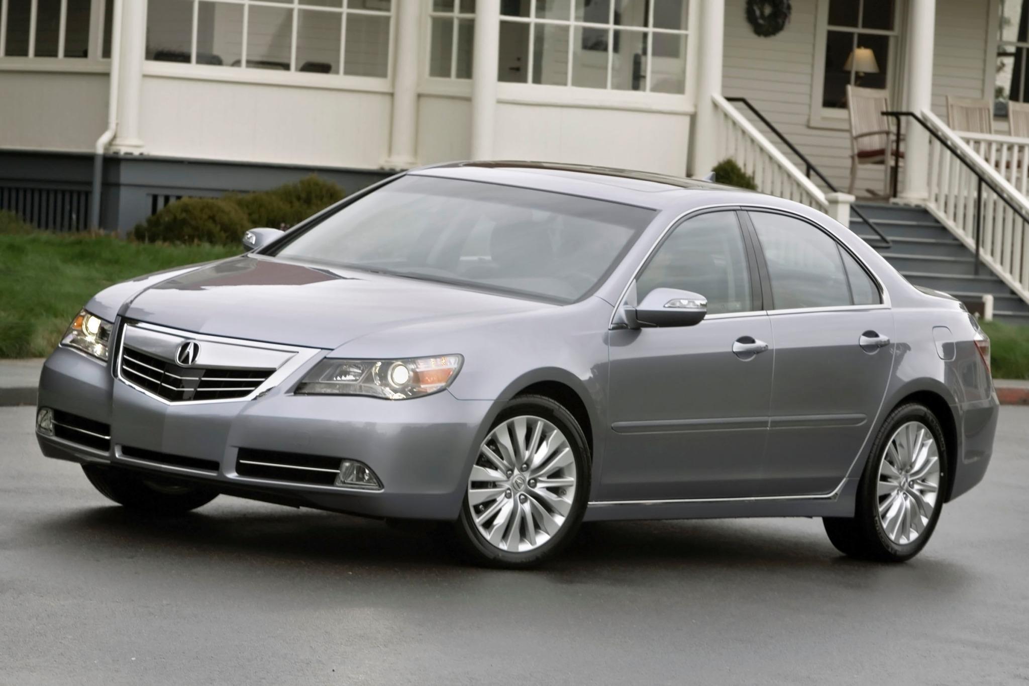 2012 acura rl sedan base fq oem 6 2048