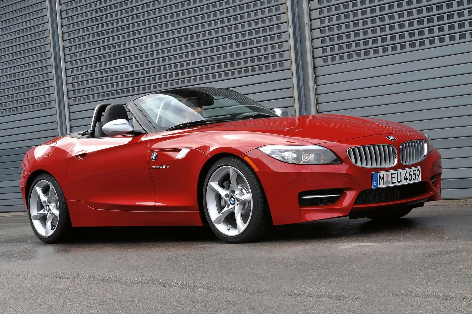 2012 bmw z4 convertible sdrive35is fq oem 2 1600
