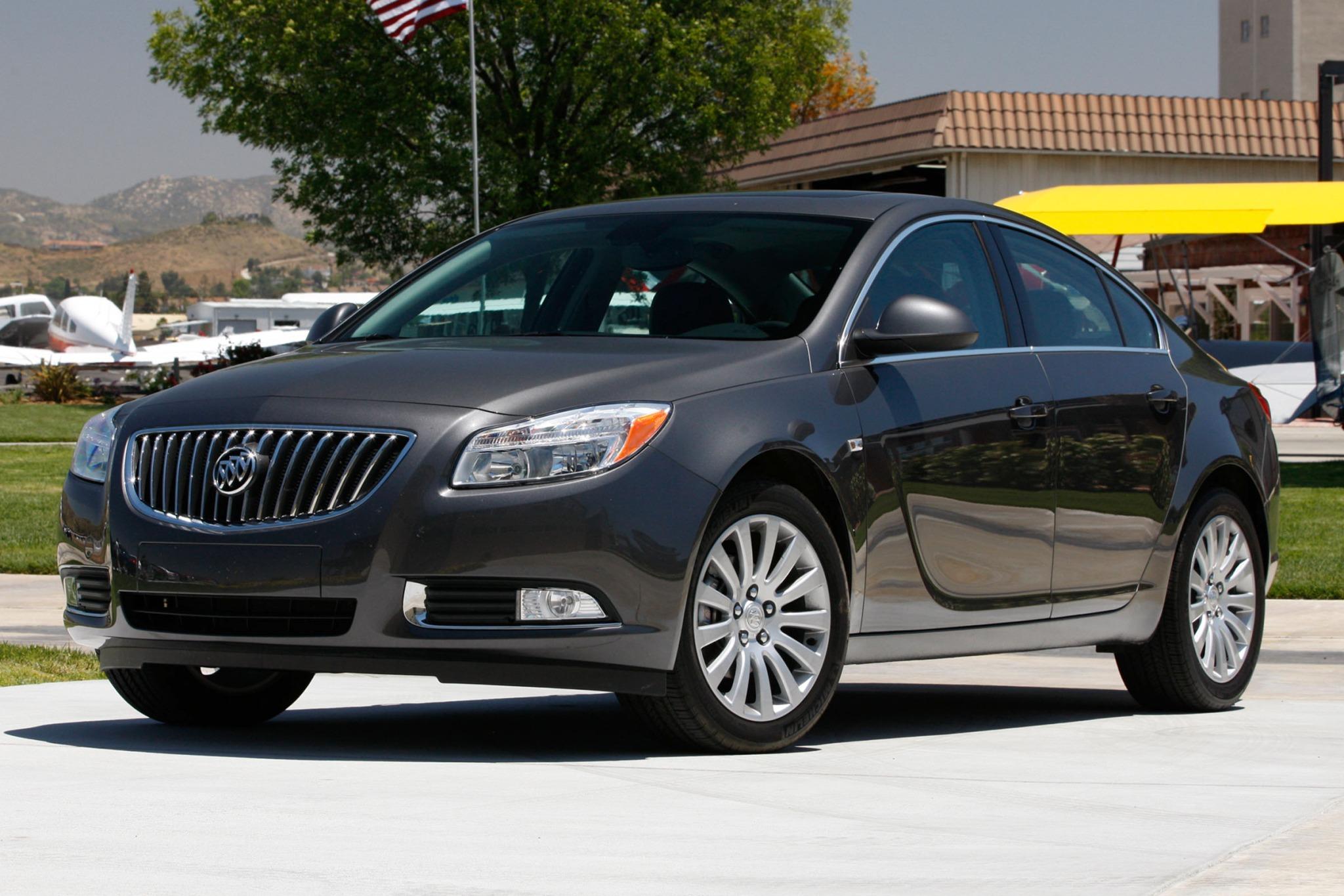 2012 buick regal sedan premium 3 turbo fq oem 1 2048