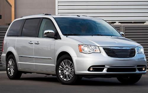 2012 chrysler town and country passenger minivan limited fq oem 1 500